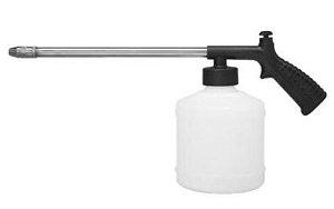 Pistola de Pintura OMEGA 9 Copo de Plástico - Arprex
