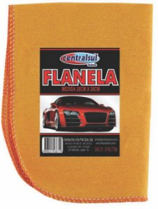 Flanela 28cm x 38cm - 000060-4 - CentralSul