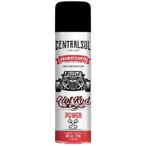 Aromatizante Automotivo Hot Rod Power 400 ml - 015639-6 - Centralsul