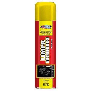 Spray Limpa Estofados Aerossol Multiuso 400ml - 000645-9 - Centralsul