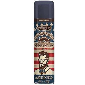 Silicone Spray Destaque America 400ml - 015325-7 - Centralsul