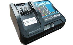 Carregador de Bateria 12V 5A - DC10SB (CXT) - 197362-6 - Makita