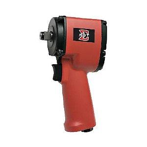 "Mini Chave de Impacto 1/2"" Pneumática SGT-0526 - 0701052600 - Sigma"