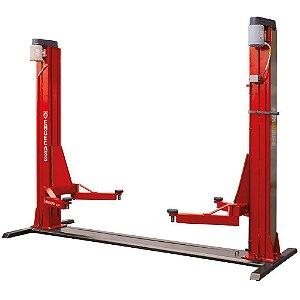 Elevador de Carros 4T Vermelho Lubrificação a Óleo ECO-4100 - Trifásico - 4100 - Engecass