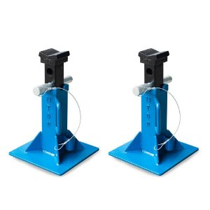 Cavalete Mecânico de Carga 22000KG (2 Peças) - CT22000 - Bovenau