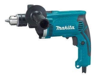 "Furadeira de Impacto 5/8"" 127V 710W C/ Maleta - HP1630KX3-127V - Makita"