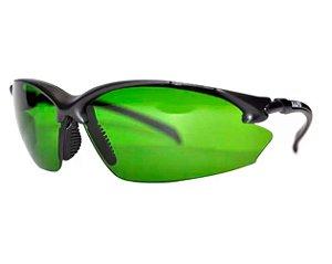 Óculos de Segurança Capri Verde - 011414 - Kalipso