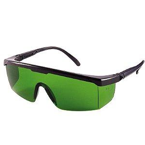 Óculos de Segurança Jaguar Verde - 010114 - Kalipso