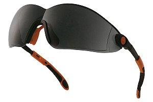 Óculos de Segurança Cinza Vulcano2 Smoke - VULC2NOFU - PROSAFETY