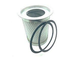 Elemento Filtro Separador de Ar/Óleo p/ Compressor Rotativo Parafuso - 021.0009-1 - Schulz