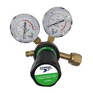 Regulador de Pressão Oxigênio para Cilindros MDN 10 OX - 407782 - Condor