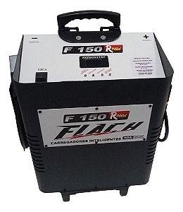 Carregador de Bateria Inteligente 127/220V 150A 12V - F150RNEW - Flach