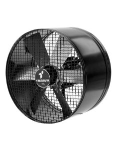 Exaustor Industrial Axial 220V 8P 50cm E50 M8 - 9020115 - Ventisilva