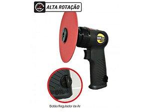"""Lixadeira Pneumática de Alta Velocidade 5"""" MXT-0362A - 0701036201 - Maxx Tools"""