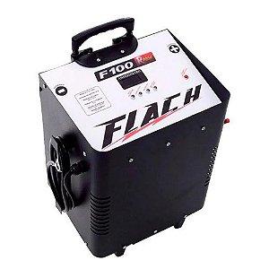 Carregador de Bateria Inteligente 100 RNEW 127V/220V 100A 12V - F100RNEW - Flach