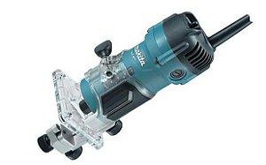 Tupia M3700B 127V 530W 6mm (Madeira/Plástico/Similar) - M3700B-127V - Makita