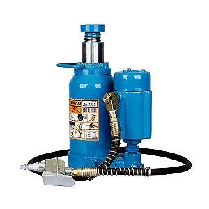 Macaco Hidropneumático MTP 15 Toneladas Tipo Garrafa c/ Válvula - 15800RP - Bovenau