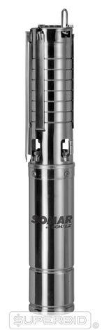 Bomba D'Água Submersa BMSI-403 0,5CV 110V ou 220V - 16007073/16007074 - Somar