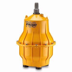 "Bomba D'Água Submersa Sapo 700 110V 450W 3/4"" - 50090 - Anauger"