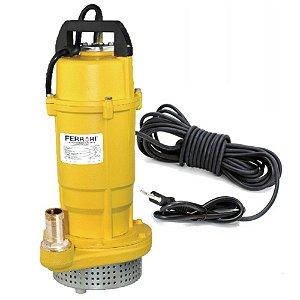 Bomba D'Água Submersível BS-16 Premium 1/2CV 127V ou 220V - AAB1040050/AAB1040051 - Ferrari