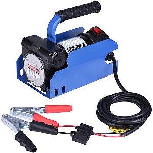 Bomba de Abastecimento Elétrica 12V p/ Diesel com Mangueira - 12.421.0012 - Bozza