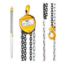 Talha Manual 500kg com Corrente de 5 Metros TC 500 - 40133008 - CSM