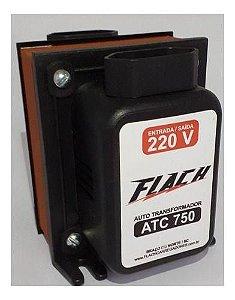 Autotransformador 750VA 127/220V - ATC750 - Flach
