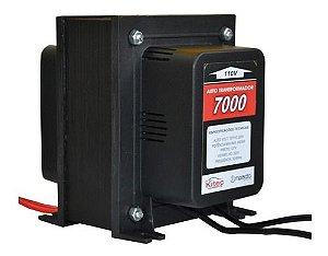 Autotransformador Tripolar 4900W Bivolt 110/220V - 7000VAT - Kitec