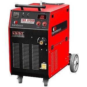 Máquina de Solda MIG TDG 385 ED/SAG 44 ED 220/380/440V 300A - 10810079009158 - Bambozzi