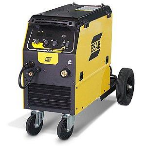 Máquina de Solda MIG/MAG Smashweld 300I 220/380V 250A - 0739955 - Esab