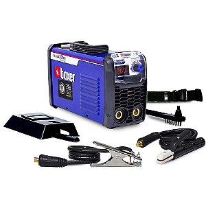 Máquina de Solda TIG Touch201BV Inversora 110/220V 160A - 1005021 - Boxer