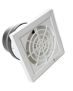 Microventilador Axial de Ambiente 110/220V 12cm Branco Canário 120 - 9040119 - Ventisilva
