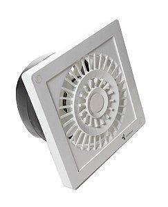 Microventilador Axial de Ambiente 127/220V 15cm Branco Canário 150 - 9040108 - Ventisilva