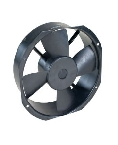 Microventilador Axial Industrial c/ Motor Direto Rax 2 27cm - 9040105 - Ventisilva