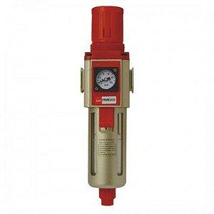 """Filtro Regulador de Pressão 1/2"""" FRME2400 - 807666 - Bel Air"""