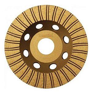 Disco de Desbaste Diamantado 115mm 22,23 S/ Rosca - D-62343 - Makita