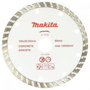Disco Diamantado para Mármore e Granito 125x20mm - B-16748 - Makita