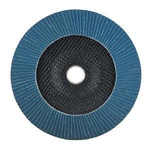 "Disco Lixa Flap 7x7/8"" GR120 - D-63856-10 - Makita"