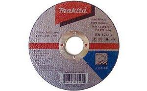 Disco de Corte Abrasivo Fino 7x3/32x7/8 GR30 - D-19940-10 - Makita