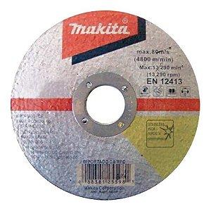Disco de Corte Abrasivo Fino 7x5/64x7/8 GR36 - D-20024-10 - Makita