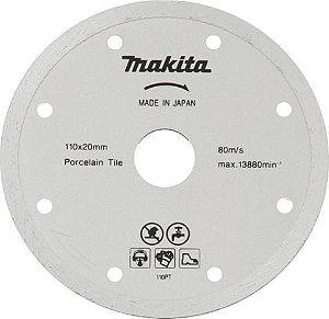 Disco Diamantado p/ Porcelanato 110mm - B-22919 - Makita