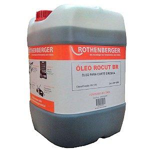 Óleo de Corte Rocut 20 Litros - 08000020BR - Rothenberger