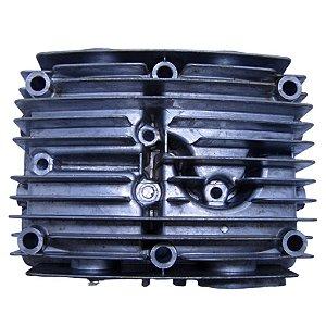 Tampa do Cilindro Aluminio Injetado sem Furo Válvula Segurança p/ CSL 20 BR - 709.1584-0/AT - Schulz