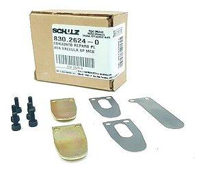 Reparo p/ Placa da Válvula CJ-MCSV 20 - 830.2624-0 - Schulz