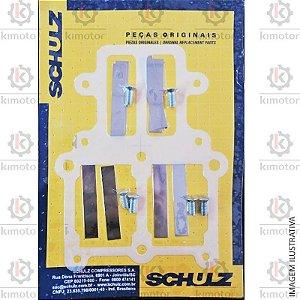 Reparo da Placa da Válvula p/ CSL 30/40BR - 830.1075-0 - Schulz