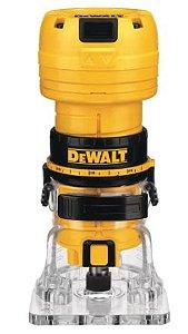 Tupia DWE6000-B2 220V 450W (Laminados) - DWE6000-B2 - Dewalt
