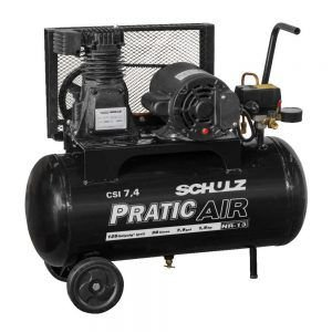 Pratic Air CSI 7,4/30 com rodas