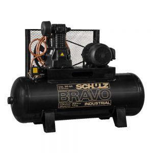 Compressor de Ar Bravo CSL 30 BR/250L - Schulz