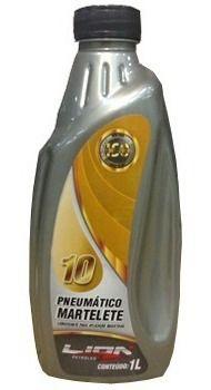 Óleo Pneumático Martelete S-10 1 Litro - Lion Petróleo