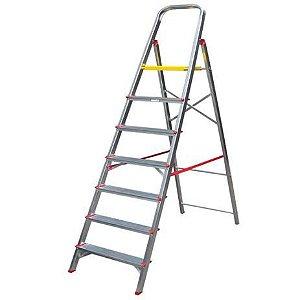 Escada Residencial RN207 7 Degraus - Alulev